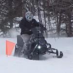 Michigan Tech Sled Handling1a