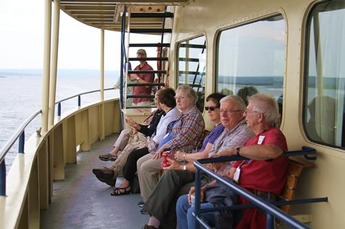 Alumni Boat Cruise