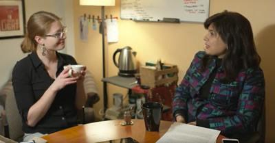 Unscripted: Allison Mills Interviews Nina Mahmoudian