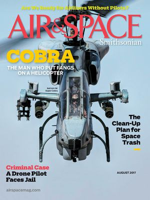 Air and Space Smithsonian August 2017