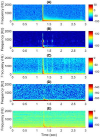 Acoustic Propagation in the Arctic graphic from a related paper