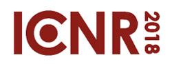 ICNR 2018 logo