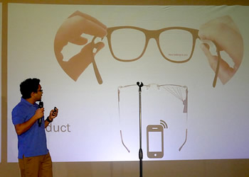 VAKYA Presentation by the speaker