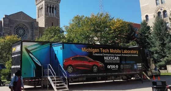 Michigan Tech Mobile Lab