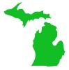 Michigan icon.