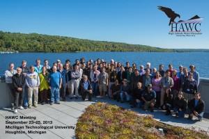 HAWC Meeting Group Photo 2013