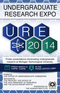 URE Poster