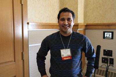 Kamal Dhungana Presentation 2014