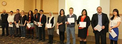 Outstanding GS Scholar 2014