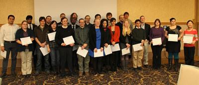 Outstanding GS Teaching 2014
