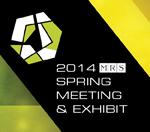 MRS Spring 2014