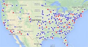 Institutions Map