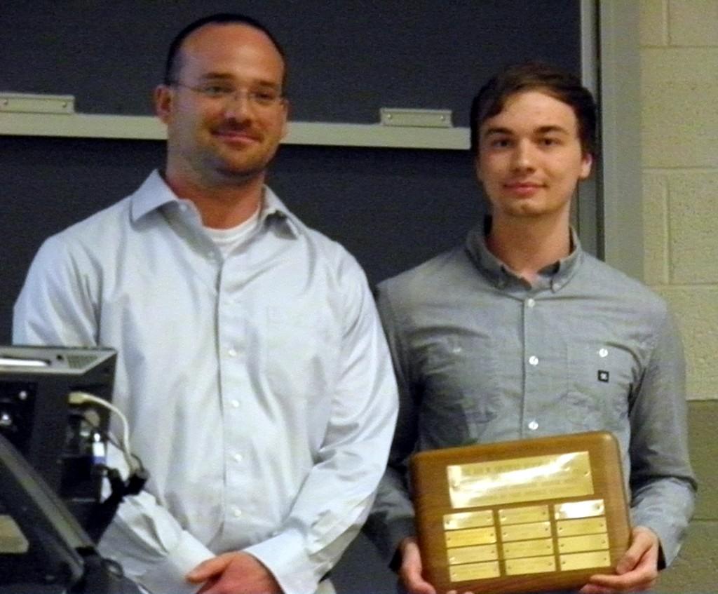 Ian Shepherd Award