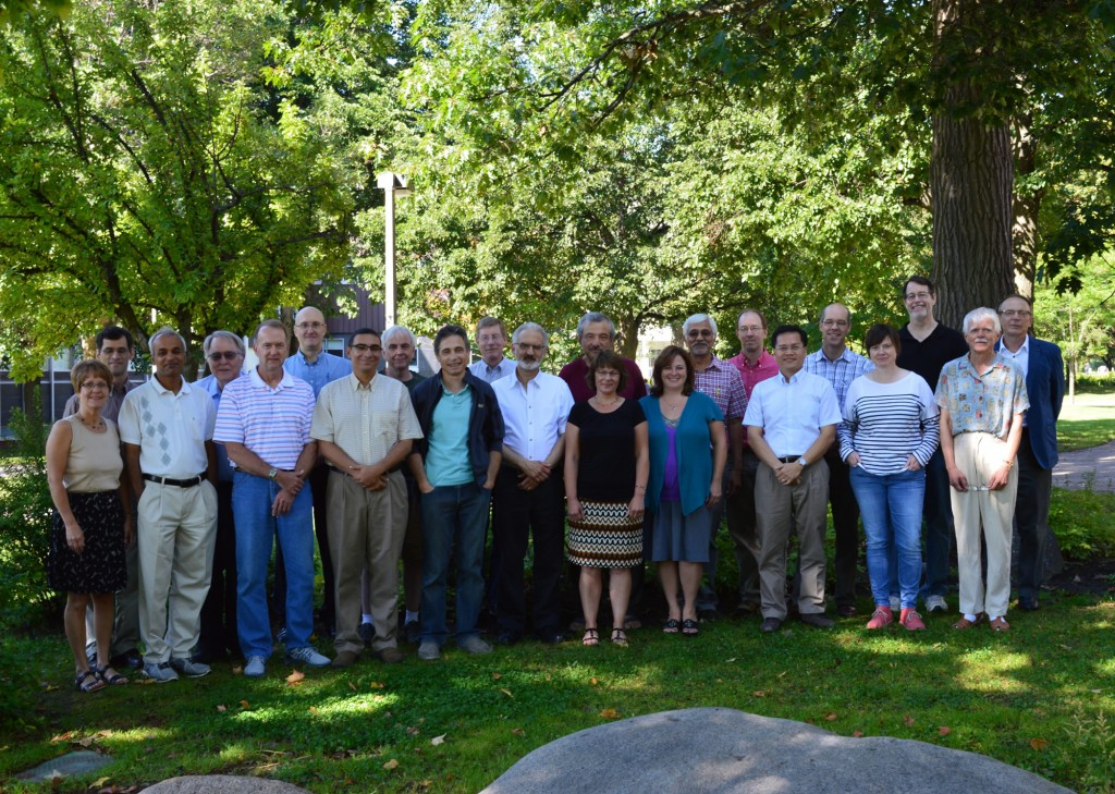 Physics Faculty and Staff Fall 2015