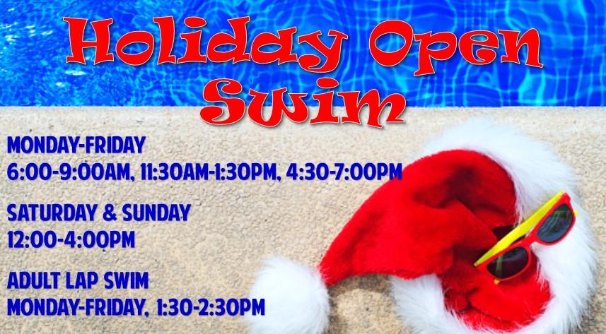HolidayOpenSwim