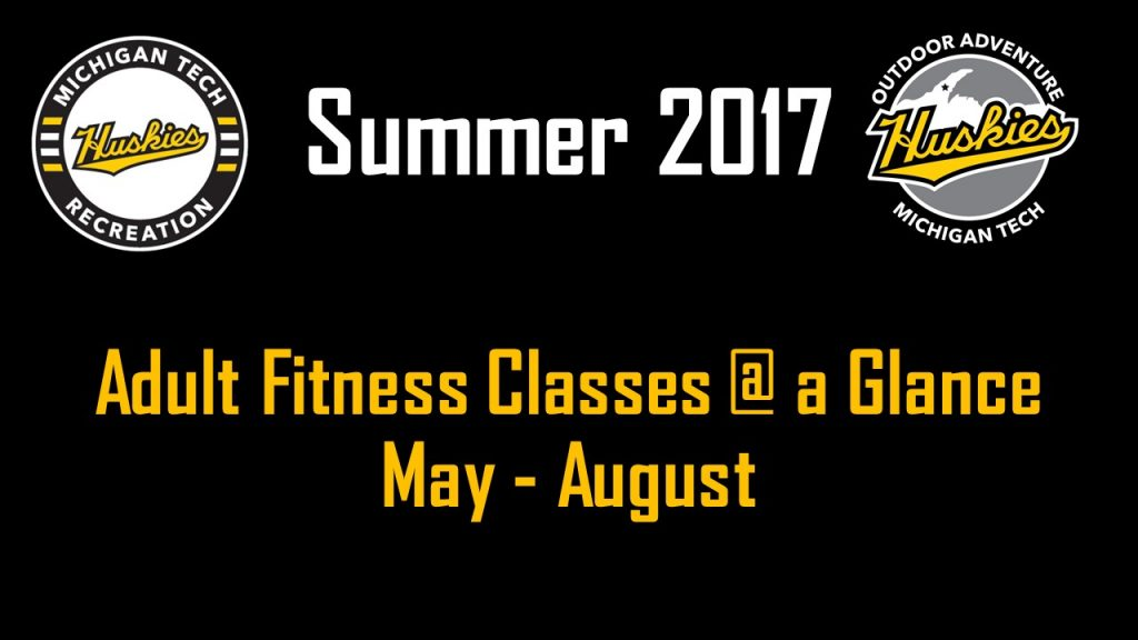 Summer2017AdultFitnessClasses