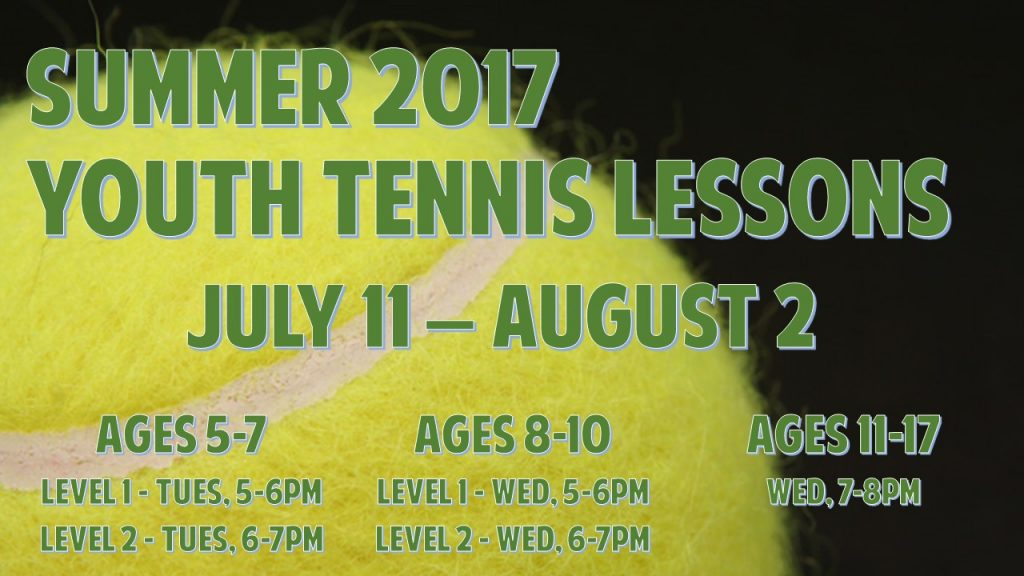 Summer2017YouthTennis