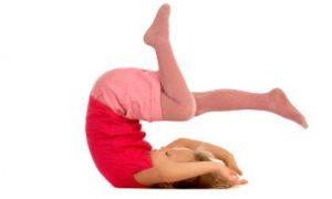 child-somersault