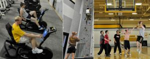 sdc fitness center climb wall multi