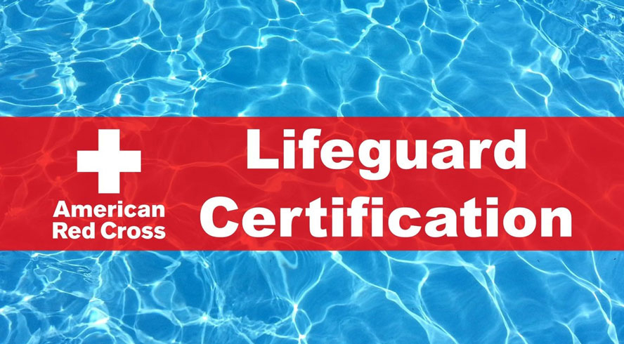 Registration Open for American Red Cross Lifeguard Certification & Lifeguard  Review Courses at the SDC Pool - Michigan Tech Recreation Blog