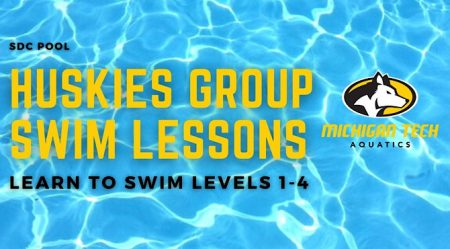 Huskies Group Swim Lessons