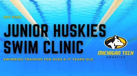 Junior Huskies Swim Clinic