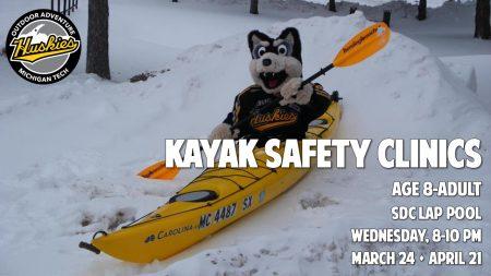 Kayak Safety Clinic