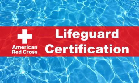 American Red Cross Lifeguard Certification