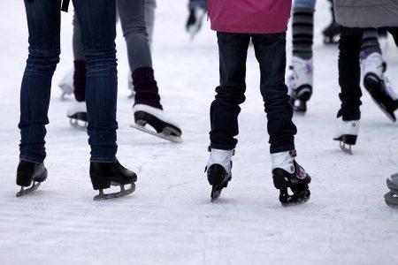 Summer public skating at MacInnes Ice Arena
