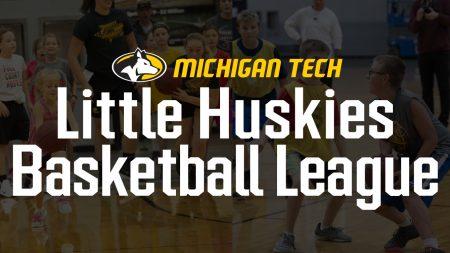 Michigan Tech Little Huskies Basketball League