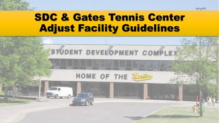 SDC & Gates Tennis Center Adjust Facility Guidelines