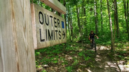 Michigan Tech Trails & Recreational Forest - Outer Limits Loop