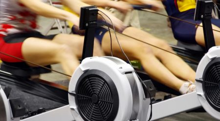 Ergometer (rowing) class