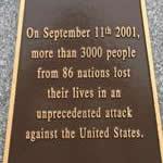 Memorial of 9-11