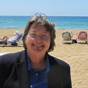 Mary Durfee in Malta
