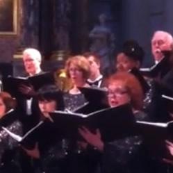 Susan Martin Concert Choir 2013
