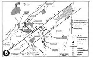 Cliff Mine Map