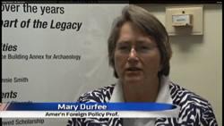 Mary Durfee on Syria
