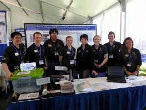 MTU Mine Water Geothermal Energy Team at DC