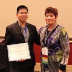 American Institute of Edward Louie and Cheryl Teich, Chemical Engineers (AIChE) 2015 President