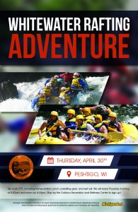 Whitewater Rafting Trip 2015-01