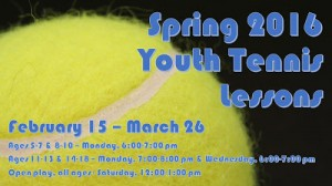 Spring2016YouthTennis