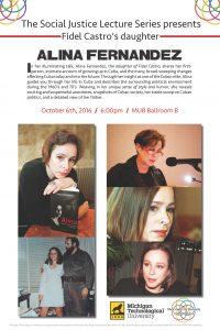 Final Alina Fernandez Poster