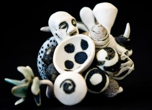 Untitled Ceramic by Susanne Kilpela