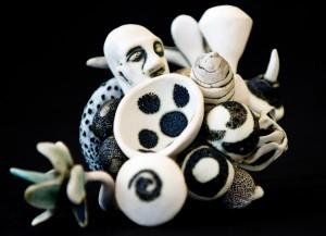 Untitled Ceramic by Susanne Kilpela