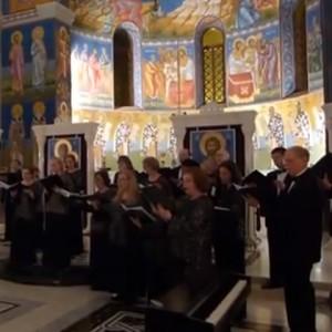 Concert Choir Bosnia 2013