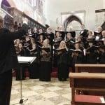 Concert Choir in Croatia 2013