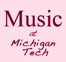 Music at Michigan Tech