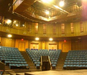 University of Wisconsin-Milwaukee Mainstage Theatre