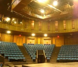 University of Wisconsin-Milwaukee Mainstage Theatre